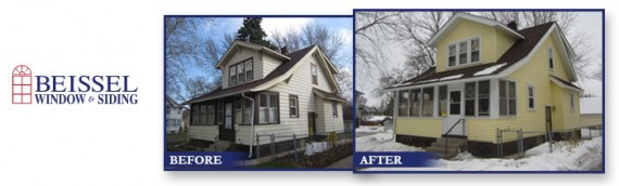 Before and After House #1