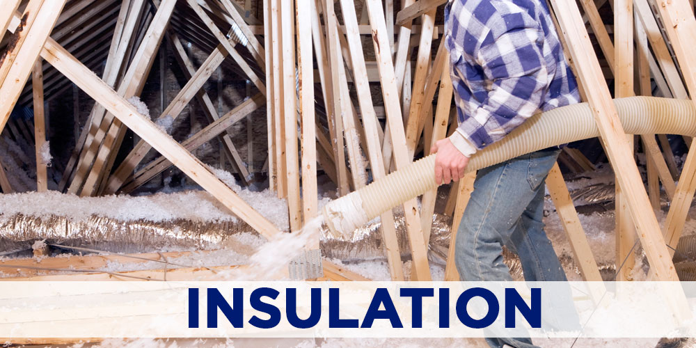 home insulation experts St Paul